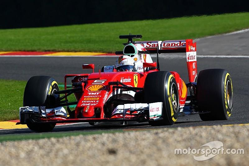 """Vettel: """"Davanti siamo tutti vicini, abbiamo una buona strategia"""""""