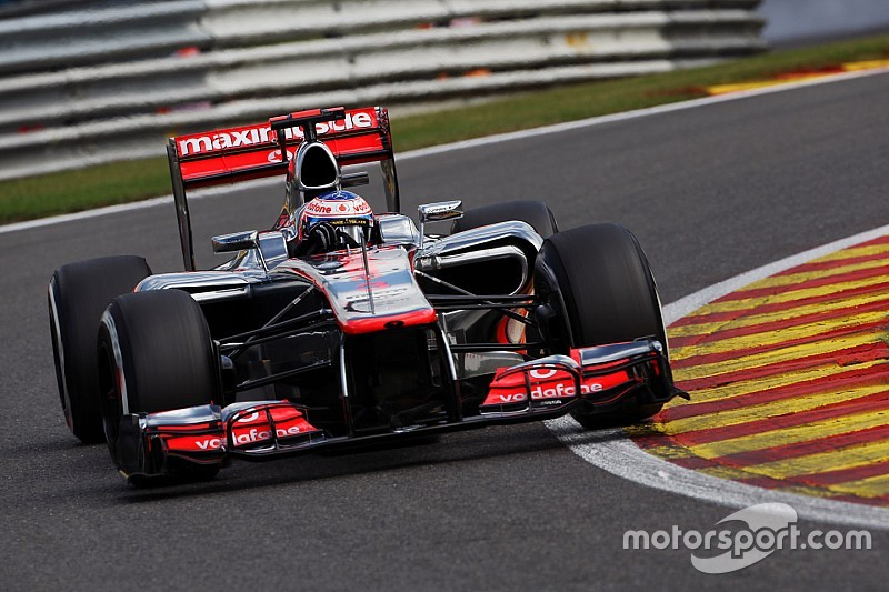 Button says Spa Q2 lap was good as 2012 pole effort