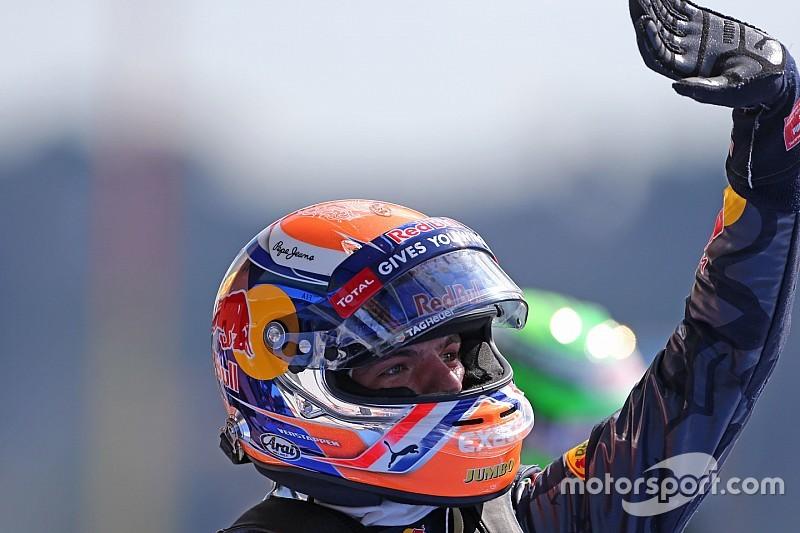 """Verstappen: """"La prima fila? Bel risultato su una pista con rettilinei lunghi!"""""""