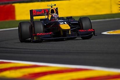 Spa GP2: King'i geçen Gasly 1. yarışı kazandı