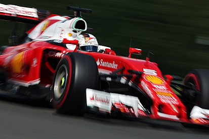 Formel 1 in Spa. Sebastian Vettel erklärt Wutausbruch am Funk