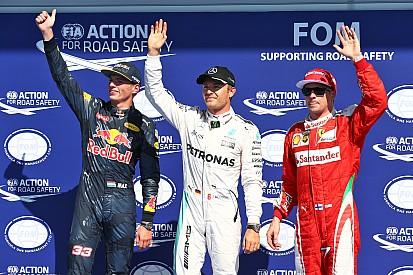 GP del Belgio: ecco la griglia di partenza corretta