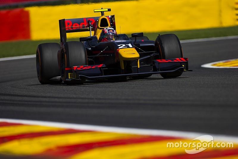 Gasly vence tranquilo em Spa e assume liderança da GP2