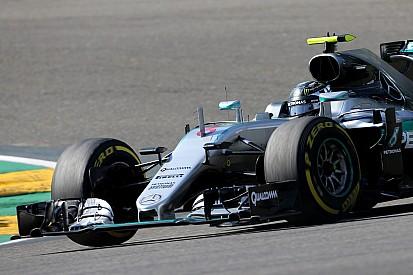 """Rosberg: """"Non eravamo veloci. Fondamentali le modifiche prima della Q1"""""""