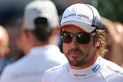 Honda confirma el cambio de motor de Alonso: partirá último