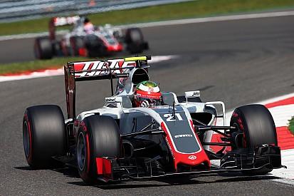 """Haas defiende a Gutiérrez: """"Fue una sanción injusta"""""""