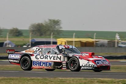 Rossi saltó a la pole en Paraná