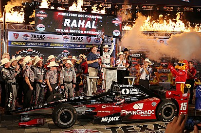 Graham Rahal s'impose au Texas au bout d'une course folle !