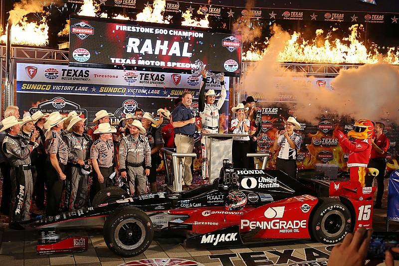 Graham Rahal s'impose au Texas au bout d'une course folle!