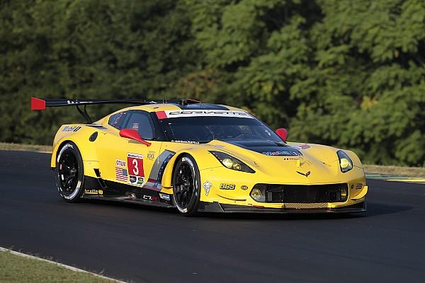 Magnussen e Milner regalano la prima fila alla Corvette in Virginia