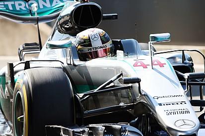 """Hamilton: """"Non voglio partire dalla pit lane, la rimonta sarà difficile!"""""""