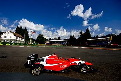 Gara 2: Aitken mette la prima e precede Fuoco a Spa-Francorchamps