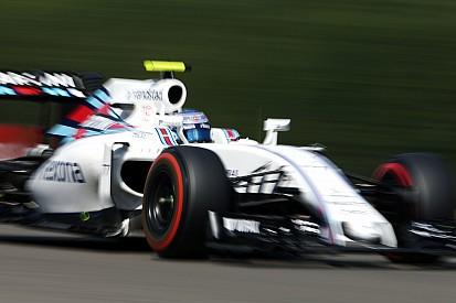 Softwareprobleem nekt Williams op Spa-Francorchamps