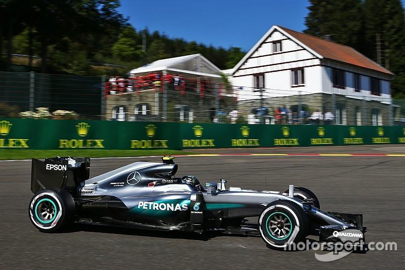 Mercedes - Si une évolution moteur est disponible, Rosberg l'aura