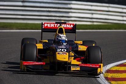 Gara 2: Giovinazzi primo, Ghiotto terzo. E' grande Italia a Spa!