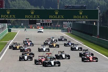 Formel 1 in Spa: Das Rennergebnis in Bildern