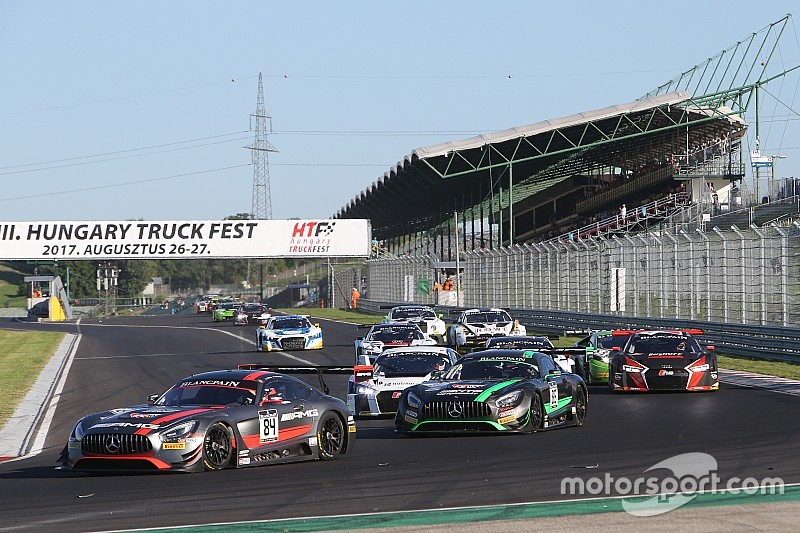 Buhk e Baumann trionfano nella Main Race all'Hungaroring