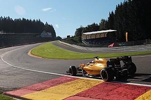 F1 Noticias de última hora Magnussen, herido en la pierna tras su fuerte accidente en Spa