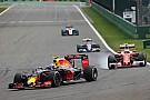 Raikkonen niet blij met Verstappen: