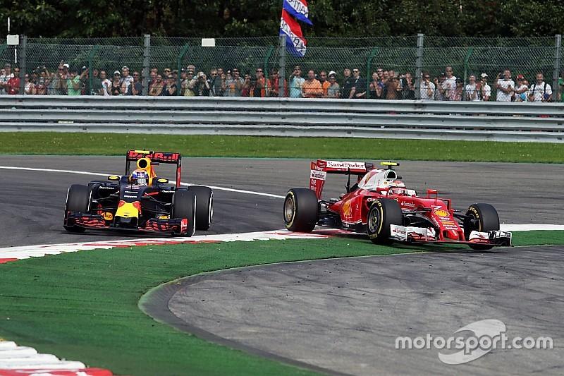 """Kimi Räikkönen: """"Etwas stimmt nicht"""" mit Max Verstappens Fahrstil"""
