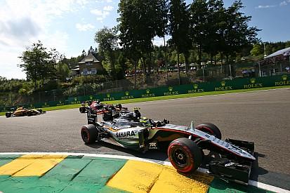 Pérez complète la moisson de Force India, désormais devant Williams