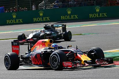Ricciardo reconoce que la bandera roja salvó su podio