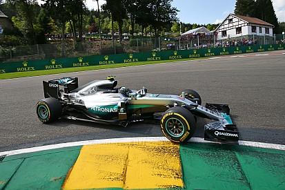 Rosberg: Lewis'in geriden start alması işimi kolaylaştırdı