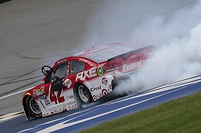 NASCAR Michigan: Kyle Larson sichert mit erstem Sieg sein Chase-Ticket