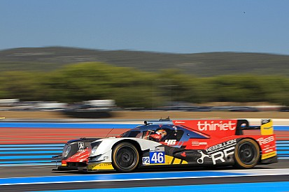 L'équipe Thiriet by TDS Racing impériale au Castellet