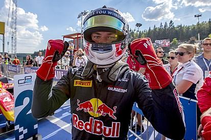 """Red Bull Junior Gasly: """"Ik wil dat zitje van Kvyat hebben"""""""