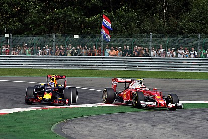 Fotogallery: il Gran Premio del Belgio a Spa-Francorchamps