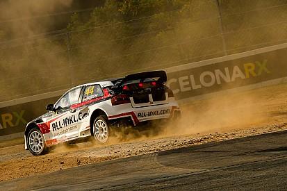 DTM-Fahrer Timo Scheider vor weiterem Rallycross-Ausflug
