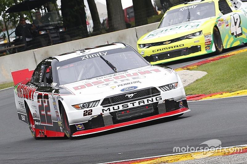Alex Tagliani termine 7e en NASCAR Xfinity à Road America