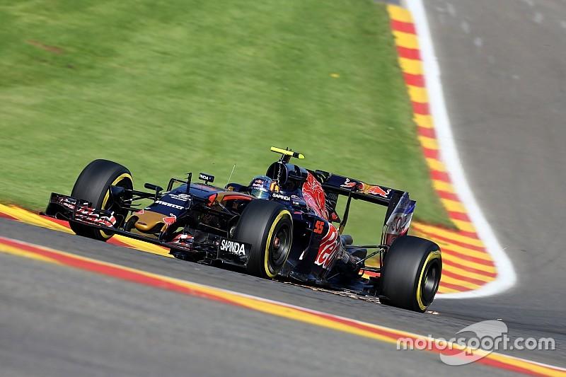 Проблемы Toro Rosso связаны не только с мотором, считает Сайнс