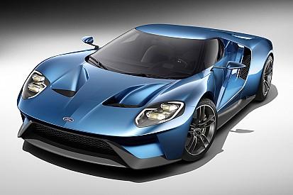 Traumautos: Ford GT