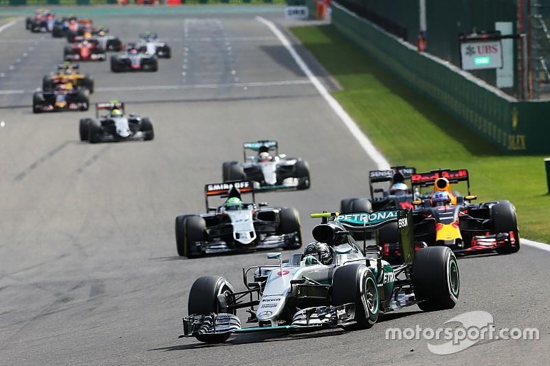 Mercedes defiende que no fue una victoria fácil para Rosberg