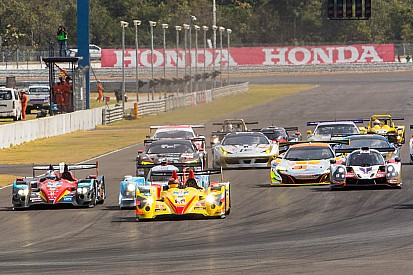 Gearing up for the final round of the 2016 Asian Le Mans Sprint Cup