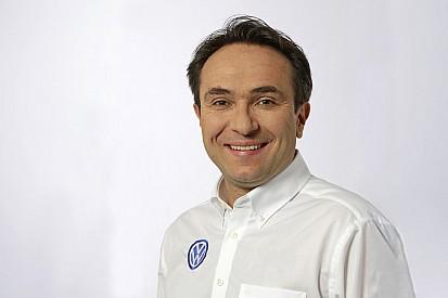 Sven Smeets nommé directeur de Volkswagen Motorsport