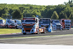 Video: Die Höhepunkte der Truck-EM am Hungaroring