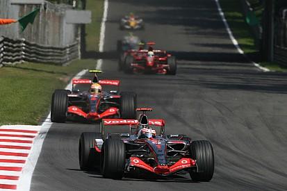 Palmarès - Les 10 derniers vainqueurs du Grand Prix d'Italie