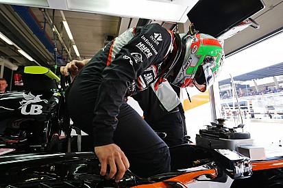 Celis reemplazará a Hulkenberg en los libres 1 de Monza