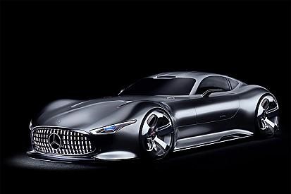 'Mercedes en AMG bouwen hypercar met Formule 1-motor'