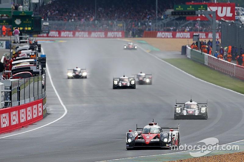 Le Mans 24 Jam: Toyota mengambil pimpinan setelah 2 jam