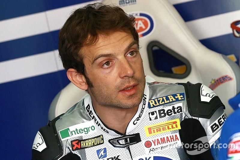 """Guintoli appiedato da Yamaha: """"Cerco una moto competitiva in SBK"""""""