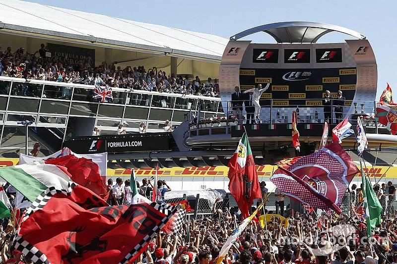 蒙扎即将与F1续约至2019年
