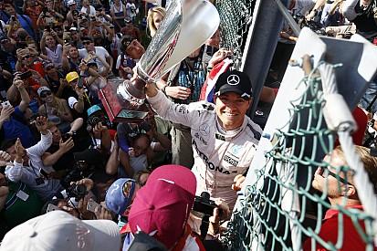 "Rosberg: vou encarar cada corrida como ""final de campeonato"""
