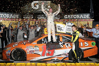 Edwards looking to join elite group with another Southern 500 win
