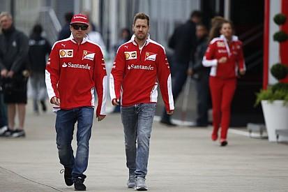 Raikkönen nem sza*ozott, saját maga tárgyalta le a szerződését a Ferrarival