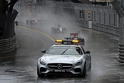 Túl lassú az F1-es biztonsági autó: le kell cserélni az AMG GT S-t?