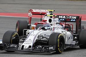 A Williams egyre mélyebbre csúszik: Bottas 9. Massa kiállt